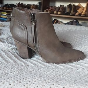 Western Style Booties